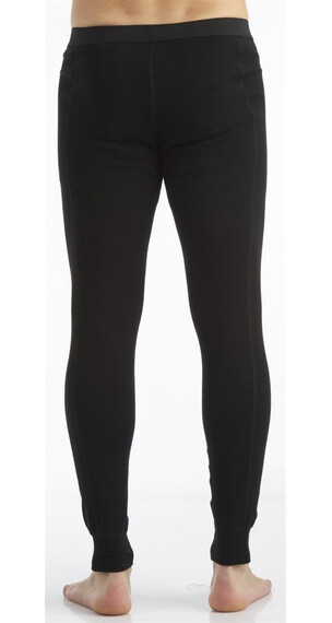 Aclima M's Warmwool Long Pants Black